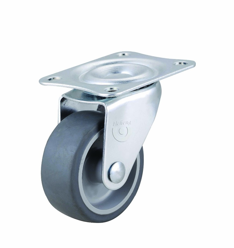 1 5 inch small tpr swivel caster for made in china buy
