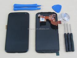 For Motorola Moto X XT1060 XT1058 XT1056 XT1053 LCD touch digitizer screen +frame