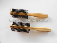ECO & New bamboo rolling hair brush