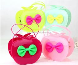 New Designer MK Fashion Handbag ladies jelly handbag girls beach bag tote shopping bag