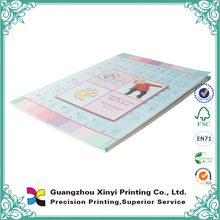 Perfect binding softcover children easy english grammar book