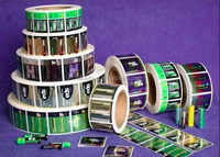 Super quality new products designer adhesive sticker a4 labels