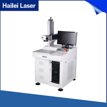 Hailei Factory fiber laser marking machine metal engraving machine power 20W laser engraving machine pen
