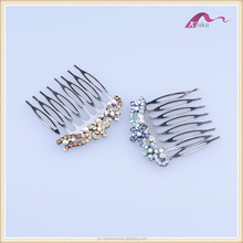 New design Arrival Eroupe-USA Style, decorative Alloy,Rhinestone Hair Combs