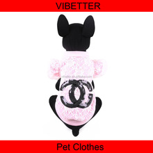 004 hot selling pet evening dress sexy dog party dress factory wholesale