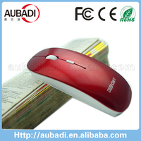high quality pantone color ultra slim wireless mouse