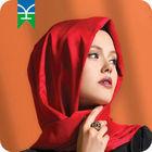 2015 alibaba melhor fornecedor de fios de seda tingida xaile popular na turquia seda muçulmano hijab