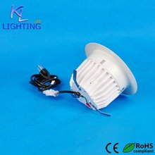 high power 251.5*191mm 18w cree housing 18w led recessed downlight
