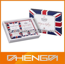 Hot!!! Customized Made-in-China Europe Style Printing Chocolates Packaging Wholesale(ZDC13-013)