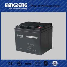 High Quality and durable scrap lead acid battery 12v 38ah