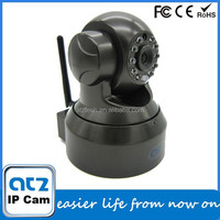 low price night vision IR-CUT real color CMOS 0.3 mega pixel wifi internet camera with audio talking remotely by mobile phone