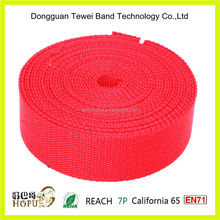 wholesale military polyester webbing strap,high strength polyester webbing strap
