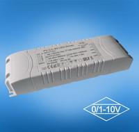 1%-100% dimming range 60w 1-10v dimmer