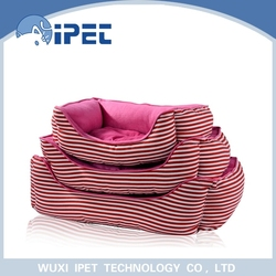 Puppy stocked convenient warm pet bed for small animals