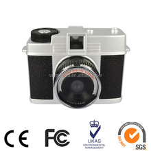 fashion samll retro wedding digital camera with 2 MP 1.8 inch USB 2.0 support SD card max to 32GB 4x diigtal zoom