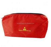 Designer most popular silk cosmetic bag