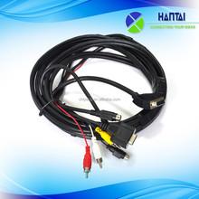 Best seller 10 15 20 25 100 meters vga cable