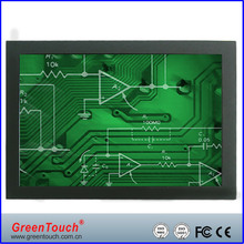 22 inch Open Frame industrial LCD Monitor VGA/DVI interface, touch monitor for digital signage and kiosk