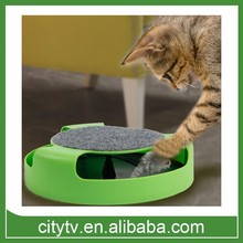 2015 Newest Electric Cat toys Catch the Mouse Motion As Seen On TV