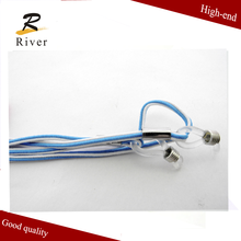 Double colour elastic cord, cord glasses holder