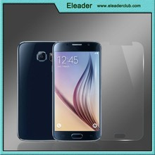 9H+ scratch resistant surface temperted glass screen protector for galaxy s6 edge, for samsung galaxy s6 edge protect film