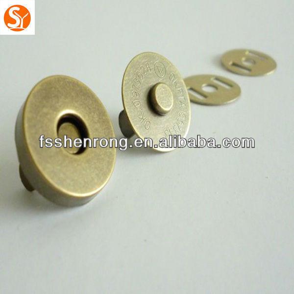 ... bouton magnétique accessoires pour la fabrication de sacs à main