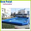 Giant blue inflatable swimming pool toys for fun,inflatable swimming pool for kids,inflatable pools