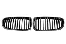 OE look Shiny Front Kidney Glossy black Grille for BMW 2010 5 series F10 520 530 550 Sedan Wagon