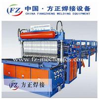 HOT! Steel Construction Reinforcing Mesh Welding Machine with welding machine price list