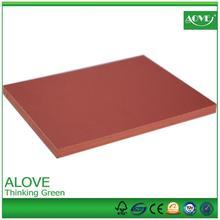 cheapest hard celluka wpc foam board for swimming pool
