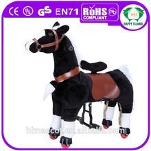 hi ce popolare attrezzature di gioco utilizzato per la vendita nero meccanico a piedi a cavallo