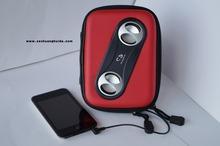 mini speaker case for music player
