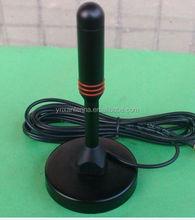 Signal Strength 5dBi Antenna 1080p mpeg4h\\264 Termina Antenna 1080p MPEG4 h\\264 Digital DVB-T2 Antenna