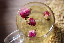 rosa té de trigo sarraceno verde 125g productos orgánicos parablanquearlapiel té de hierbas