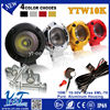 10W HID type LED front light LED motorcycle HID kit headlamp lighting high intensity discharge lamp