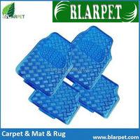 Designer discount supply PVC aluminium car carpet mat