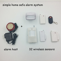 Home Safe Anti Theft System