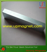 Long strong neodymium magnets for wind power generator