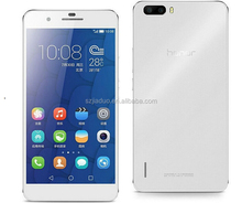 Best China mobile 4G FDD LTE 5.5 Inch Octa Core Android 4.4 IPS 16GB 13MP Huawei Honor 6 Plus