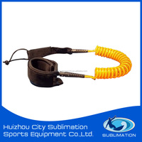 High quality inflatable SUP board Surfing leash surf leash/grip saver rope/surfboard leash