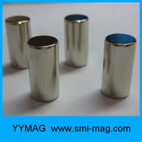 Neodymium cylinder permanent magnets motor