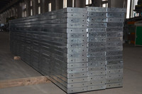 SCAFFOLDING EQUIPMENT STEEL PLANKS FOR CONSTRUCTION