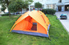 Double Layer Good Quality 2014 popular design Products 3-4 Persons Outdoor Camping Tent