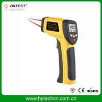 Dual Laser Infrared Temperature Instrument with Adjustable Emissivity