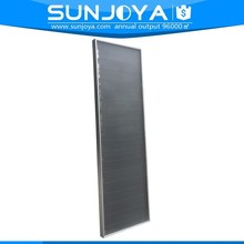 Flat Plate Balcony Hot Water Heating Solar Thermal Power Plant for Home