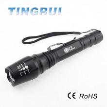Rechargeable With Lithium Battery streamlight 1000 lumen led flashlight