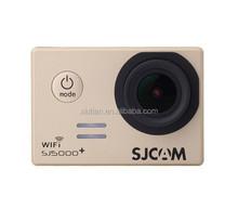New Arrival SJCAM SJ5000 Plus WiFi 1080P HD 60FP Sport Camera 16MP Ambarella A7LS75 30M Waterproof
