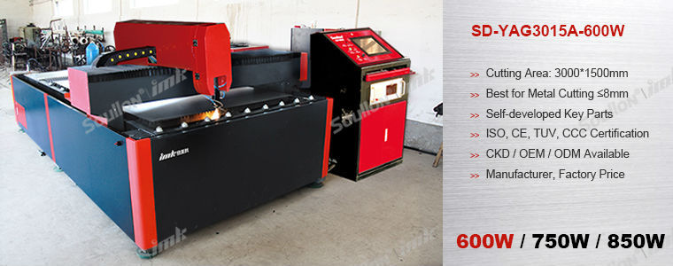 SD-YAG3015A-600W Hot Sale CNC Stainless Steel Plate Cutting Machine,Steel Plate Laser Cutting Machine
