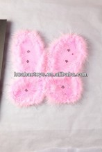 2014 High Level Pink Cute Wholesale Fairy Wings For Party