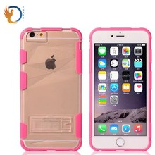 New Arrival Back Cover Phone Case for iphone6 Plus Case Cover Holder